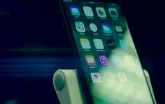 """""""iPhone 7"""" apžvalga: kuo nustebino naujas """"Apple"""" gaminys"""