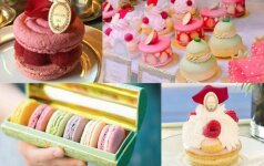 Tikra prancūziška elegancija: valgydamas šiuos pyragaičius sutrinka ne vienas