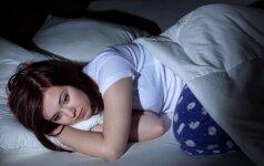 Geras miegas – svarbesnis nei gali pasirodyti