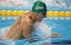 G. Titeniui – varžybų Italijoje bronzos medalis
