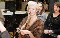 Bręsta skandalas: I.Stumbrienė elito renginyje antrą kartą pasirodė su ta pačia suknele?