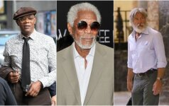 Samuel L.Jackson, Morgan Freeman, Harrison Ford