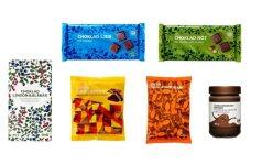 Ikea šokoladiniai produktai