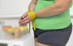 """Kaip """"Facebook"""" išjuokta dviejų vaikų mama atsikratė 51 kg"""