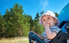 7 patarimai, kad pasivaikščiojimas su vaiku būtų džiaugsmas, o ne kančia