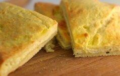 Savaitgalio receptas: gruziniška duona