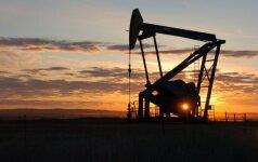 """""""Biržos laikmatis"""": OPEC pasiekė susitarimą, bet naftos kaina smigo žemyn"""
