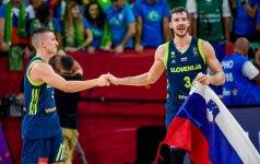 Bebaimiai slovėnai jaučia aukso skonį, bet nori ir papildomo prieskonio