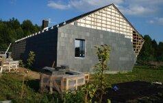 Energetiškai efektyvus namas – galimybė už šildymą mokėti pigiau