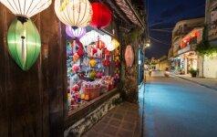Slapti siaurų Saigono skersgatvių malonumai
