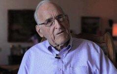 103 m. gydytojo E. Warehamo ilgaamžiškumo paslaptis – kitokia mityba