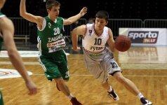 """Jaunieji """"Žalgirio"""" krepšininkai vėl mėgins prasibrauti į Eurolygos finalo varžybas"""