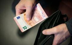 Bičiulį užmušė dėl perplėštos 10 eurų kupiūros