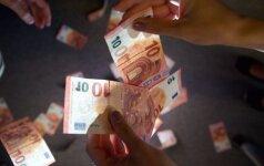 Euro grupė: struktūrinės reformos suderinamos su fiskaline drausme