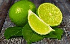7 netikėti žaliosios citrinos panaudojimo būdai