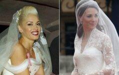 100 gražiausių visų laikų vestuvinių suknelių