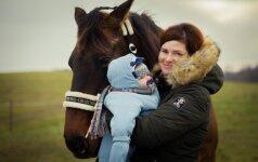 Netradicine ūkininke tapusi veterinarė: kartais dėl savo pacientų tikrai apsiverkiu