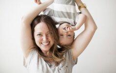 7 patarimai, kurių laikantis po gimdymo galima atjaunėti