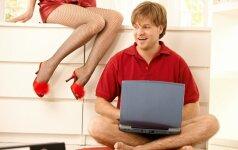 Feministė: vyrų išlaikomos žmonos yra prostitutės