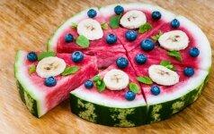 Ar vaisiai iš tiesų yra dietinis maistas?