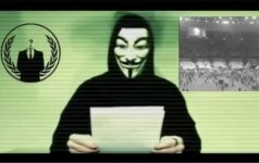 """NASA reagavo į """"Anonymous"""" pareiškimą apie ateivius"""