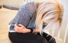 Negydoma endometriozė sukelia ne tik nevaisingumą: židiniai gali išplisti net į smegenis