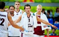 Latvijos krepšininkai sudaužė Naujosios Zelandijos rinktinę