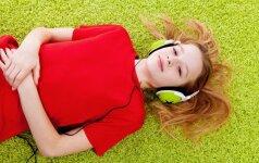 Neuromokslininkai yra atradę dainą, kuri 65 proc. sumažina nerimą