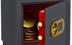 Eišiškėse pavogtas seifas su auksu ir pinigais