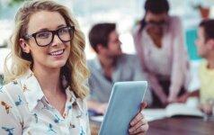 Ką parodo tyrimas, kuriame dalyvauti ryžtasi tik daugiau nei pusė darbuotojų?