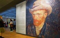 Italijoje rasti 2002 metais pavogti dailininko V. van Gogo paveikslai