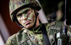 Šių dienų pėstininkas: nuo ekipuotės iki ginkluotės