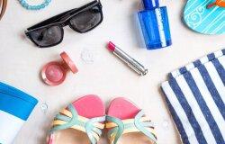 Kosmetologė papasakojo, kokias grožio priemones būtina pasiimti į kelionę