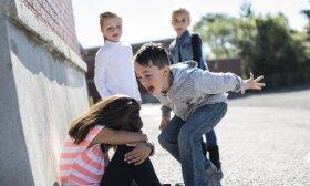 Agresyvus vaikų elgesys priklauso ne tik nuo auklėjimo