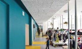 Latviškos lubų ir sienų apdailos plokštės už prieinamą kainą
