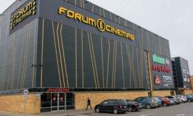 """Paaiškėjo, kada Panevėžį paliks """"Forum Cinemas"""""""