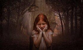 Tamsos vartai arba kaip mergaitė Uvė mamos ieškojo
