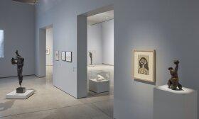 Wroblewskio paroda MO muziejuje