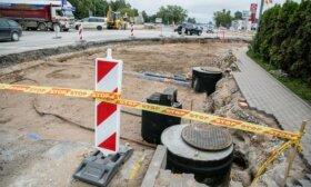 Palangoje pradėti trijų gatvių remonto darbai: teks apsišarvuoti kantrybe