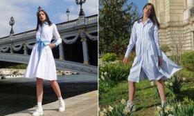 Močiutės įkvėpta drabužių dizainerė iš Prancūzijos prisipažino, kodėl ją taip traukia vyriška apranga: tai žavi viso pasaulio moteris