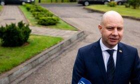 Prezidentūra laukia Verygos pasiaiškinimo: ministras negali likti nuošalyje