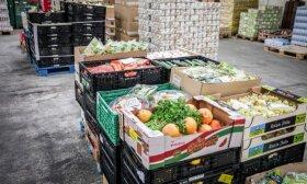 Didžiojoje Britanijoje – nerimas dėl maisto stygiaus: pasiektas tiekimo pikas