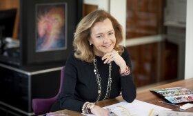 """Kanų festivalio pagrindinio prizo """"Auksinė palmė"""" dizainą sukūrė Caroline Scheufele, """"Chopard"""" prezidentė ir meno direktorė. ©Chopard"""