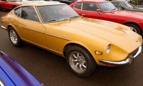 Datsun 240Z, 1971 m.