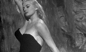 Federico Fellinio La Dolce Vita ir Anita Ekberg (1960)