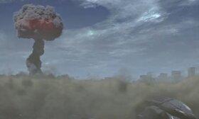 Branduolinis grybas virš Baltimorės