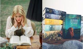 Skaitymas padeda esant įvairioms emocijoms