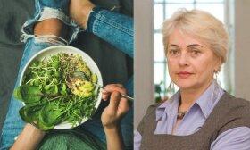 Dietologė: ši dieta – tik pasipinigavimo akcija