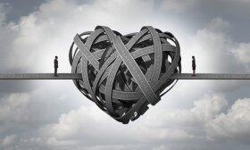 Kodėl žmonės skiriasi ir kaip ištverti skyrybų skausmą?