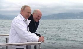 Aliaksandras Lukašenka, Vladimiras Putinas